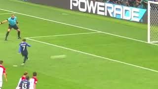 GrieGriezman scores the penalty against croatia!