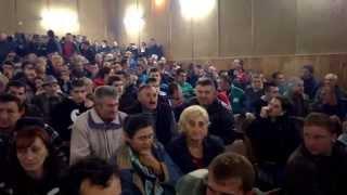 TV DEVIĆ Smederevska Palanka news vesti izbor saveta MZ Golobok 05.10.2013