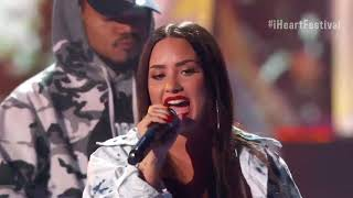 Demi Lovato - Sorry Not Sorry (Live at the iHeartRadio Music Festival 2017) - September 23