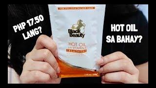 BLACK BEAUTY HOT OIL TREATMENT   TinFon