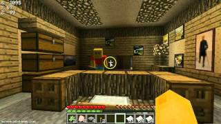 minecraft the simpsons(role play) LATVIAN (NOW WITH ENGLISH SUBTITLES)