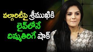 Caller Comments Anchor Srimukhi Live Show   patas comedy show
