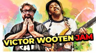 Victor Wooten & Federico Malaman - Musikmesse 2014 - Isn't she lovely
