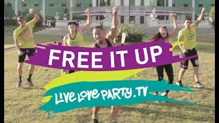 Free It Up | Dancing in Dapitan, Philippines | Zumba® | Live Love Party | Dance Fitness