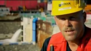 Obras Incríveis  Os Super Túneis da Coréia Dublado Documentário National Geographic