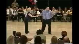 Cute Couple Dancing
