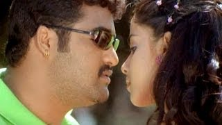 Samba Movie || Tagilinadi Rabba Video Song || NTR Jr, Bhoomika, Genelia