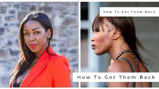 How To Grow Your Edges Back | Style Domination By Dominique