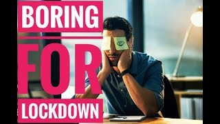 Lockdown boring time   corona virus   Koto ki korar ache baki   Bangla song unplugged
