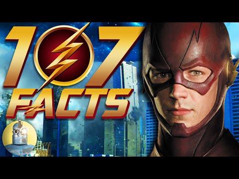 107 Flash Season 1 Facts YOU