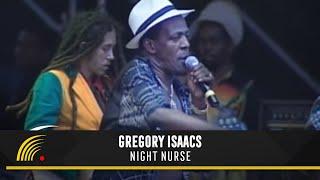 Gregory Isaacs - Night Nurse - Live Bahia Brazil