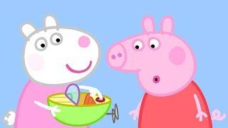 Peppa Pig en Español - ¡Los barcos de juguete de Peppa! - Dibujos Animados