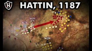 Battle of Hattin, 1187 - Saladin