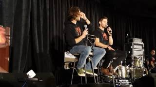 SFCON 2016 Jensen and Jared main panel (FULL HD) via @CandiceAKF