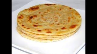 Plain Paratha/Homemade Soft Paratha/Basic Paratha Recipe (COOKING WITH HADIQA)