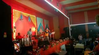 Kumar Sanjoy singing Amar sopno tumi bengali duet song of Kishore & Asha