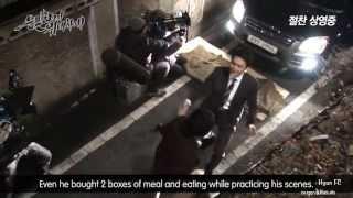 [Engsub] [Kim Soo Hyun's Movie 2013] Secretly Greatly - Behind the Action Scenes