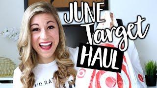 June Target Haul | Teacher Summer Series Ep 1