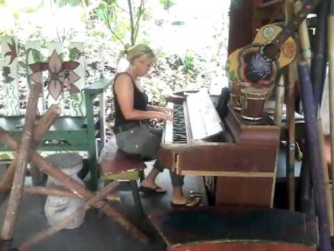 Verchik Einstein Live in Hawaii. Big Island.Cinderland Eco Village.