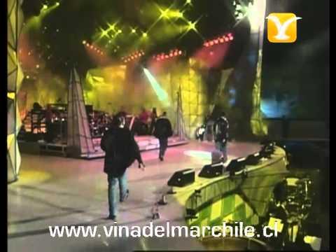 Backstreet Boys Everybody Festival de Viña 1998
