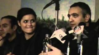 ندوة فيلم ميكروفون افل فيلم في مهرجان القاهرة