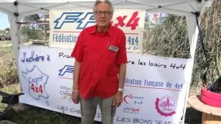 FF4X4 SALON O'THAU VERTES DE MEZE  2015
