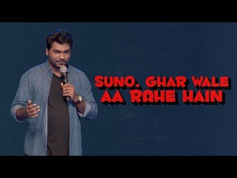 Xxx Mp4 Suno Gharwale Aa Rahe Hai Zakir Khan 3gp Sex