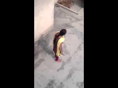 Punjabi Girl Fights the Neighbourhood boys - Funny 2015