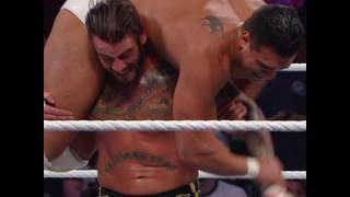 DVD Preview: Survivor Series 2011 - CM Punk vs. Alberto Del Rio