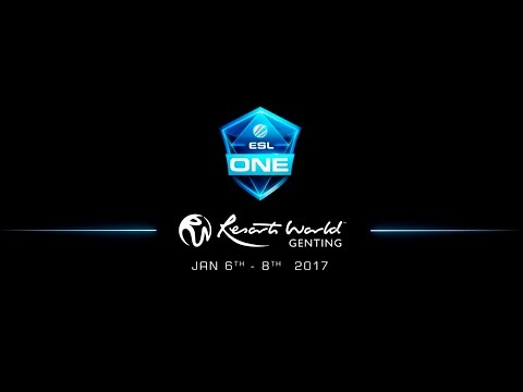 DC vs NewB vs ESL One Genting 2017 Grand Final Game 4 bo5