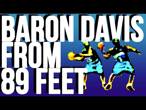 Baron Davis From 89 Feet Pretty Good Episode 11