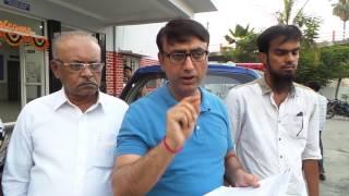 MBT complaints against BJP MLA Raja Singh at Dabeerpura PS against his hate speech of Bhopal
