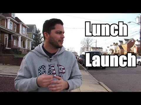 NÃO erre mais: Lunch x Launch