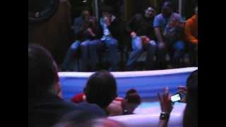 Hardtails Oil Wrestling Jan 2012 pt 1