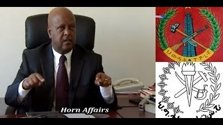 General Tsadkan on TPLF and EPLF relations