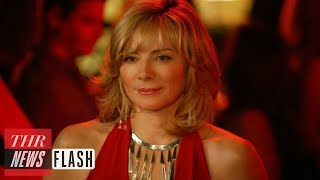 Kim Cattrall Tells 'Sex and the City' Fans She is 'Moving On'   THR News Flash