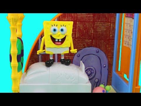 Xxx Mp4 Spongebob Squarepants Spongebob S Bedroom The Krusty Krab Sets 3gp Sex