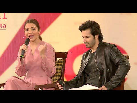 Xxx Mp4 Full Episode Off The Cuff With Anushka Sharma And Varun Dhawan IN Conversation With Shekhar Gupta 3gp Sex