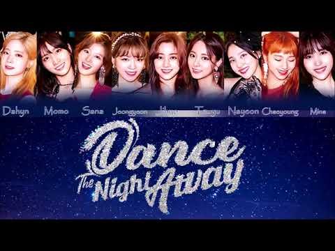 TWICE (트와이스) - Dance The Night Away ( 1 HOUR LOOP  1 HORA  1 시간 )