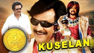 Kuselan (2008) Hindi Dubbed Full Movie | ft. Rajinikanth, Nayantara