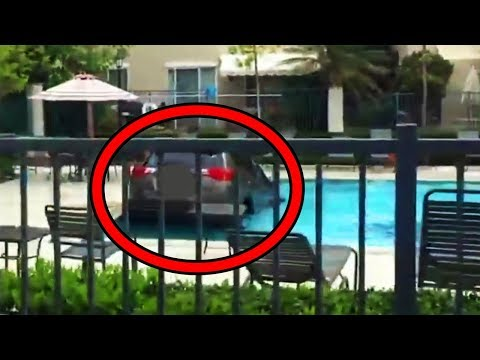 Xxx Mp4 Top 15 Most Scary Videos Caught At Swimming Pools 3gp Sex