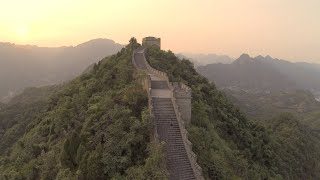 The Great Wall of China - UAV Aerial Footage
