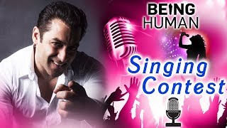 Salman Khan Planning Singing Contest For Fans | Being In Touch App