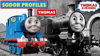 """Thomas & Friends In Real Life: """"Thomas The Tank Engine"""" (Episode #1)"""