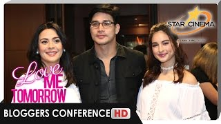 [FULL] 'Love Me Tomorrow' Bloggers Conference | Piolo, Coleen, and Dawn