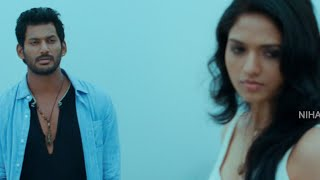 Vishal And Sunaina Break Up Scene || Vetadu Ventadu Movie Scenes