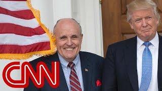Rudy Giuliani says he
