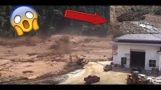MASSIVE Flash Floods & Crazy People | Caught on Camera! 😱😱😱