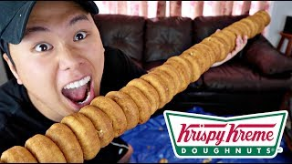 100 LAYERS OF DONUTS!!!!! (99% OF PEOPLE CAN