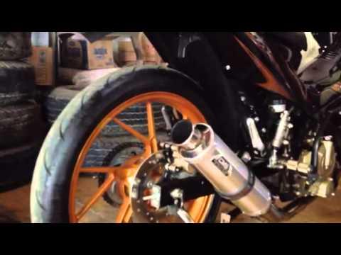 New Satria f150 SE 2012